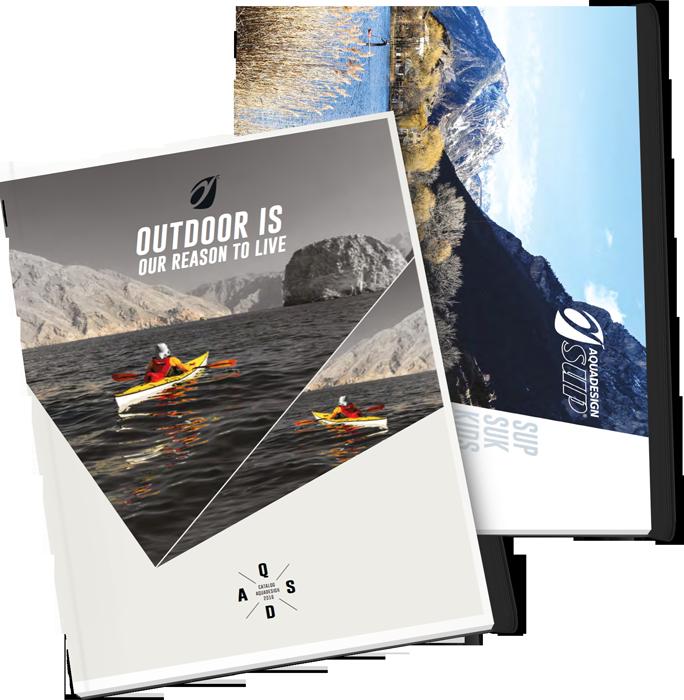 Catalogue sup et général Aquadesign 2016