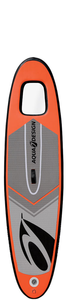 STAND UP PADDLE BOARD GONFLABLE (SUP) VIEW