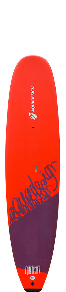 STAND UP PADDLE BOARD FOAM (SUP) 10'6