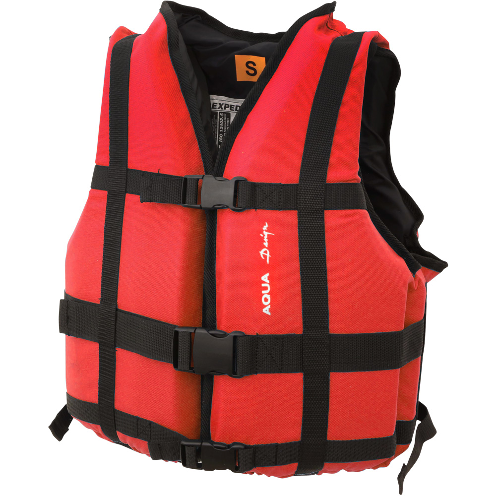 GILET DE RAFT EXPEDITION CLUB