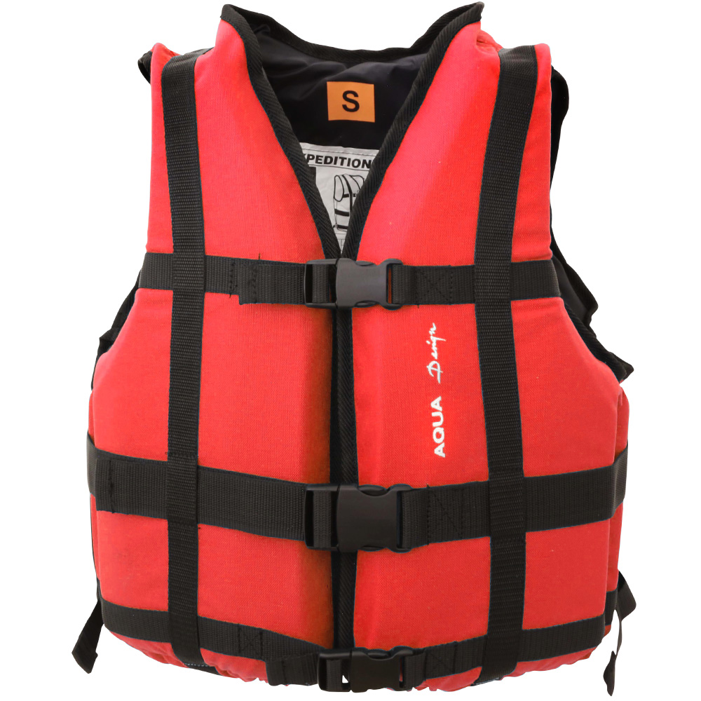BO4537R-GILET-RAFT-EXPEDITION-CLUB-ROUGE-FRONT-2016