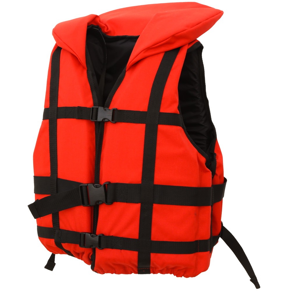 LIFE VEST RAFT EXPEDITION CLUB PLUS