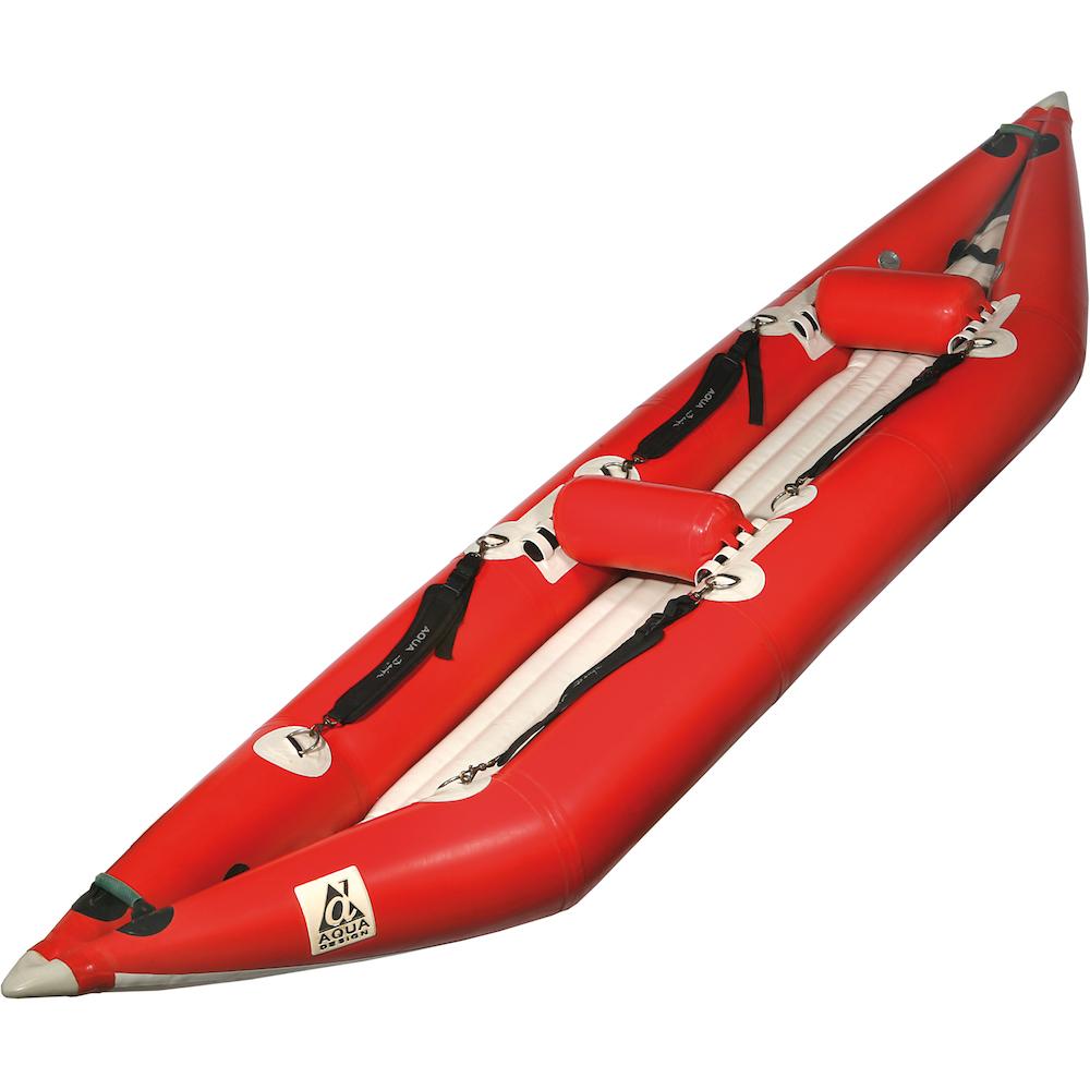 Resultado de imagen de canoa raft aqua design