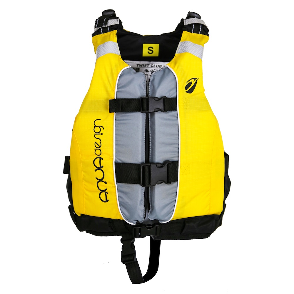 GILET DE KAYAK TWIST CLUB
