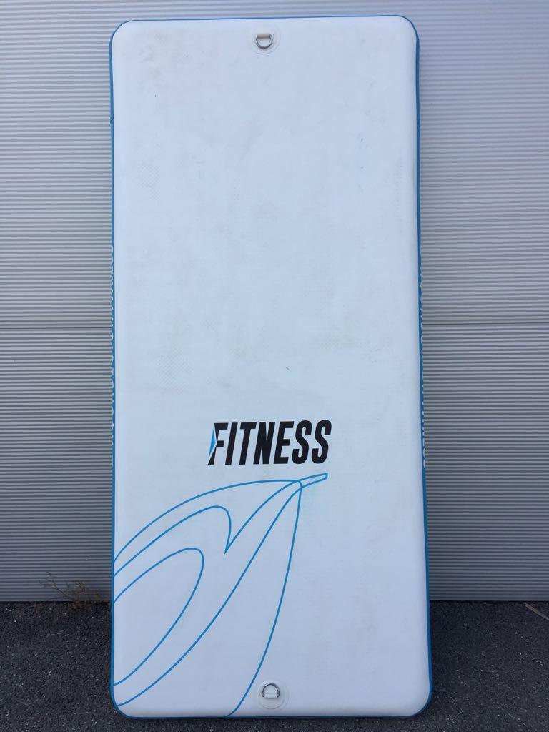 Fitness arrière