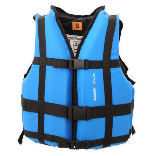 Gilet raft expedition pro Aquadesign 140N norme 12402-5 avant