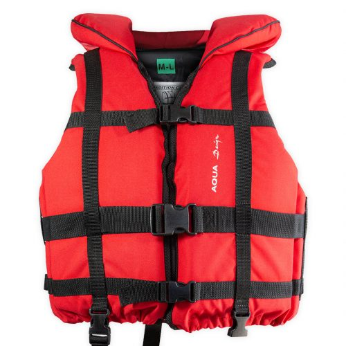 Gilet raft expedition club plus Aquadesign 110N norme 12402-4 avant