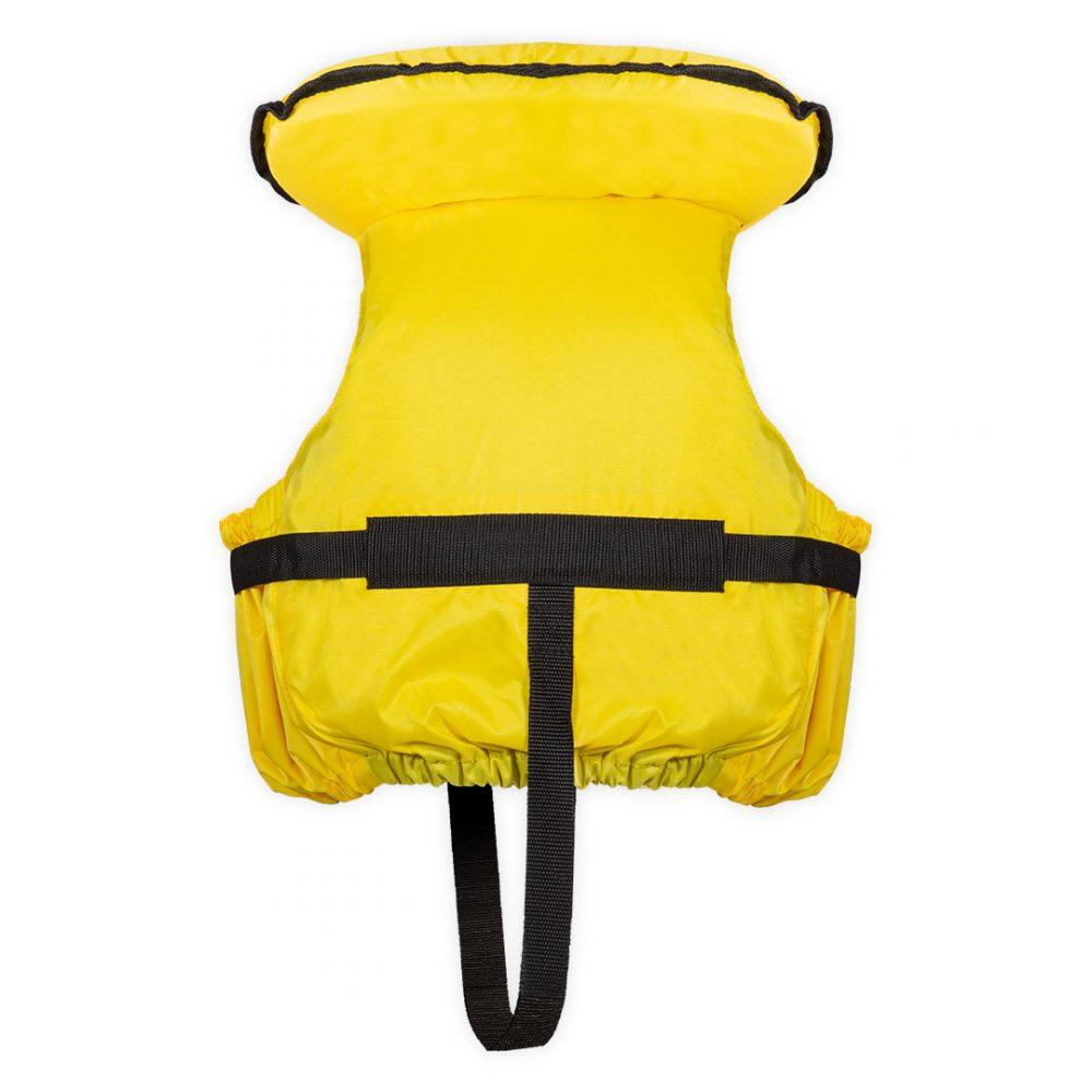 Gilet KID canoë kayak pour enfants arrière