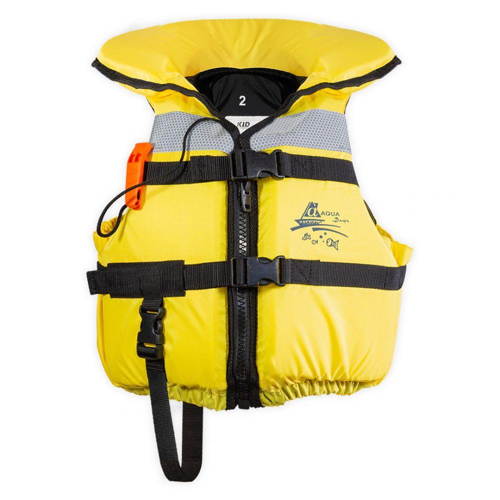Gilet KID canoë kayak pour enfants avant