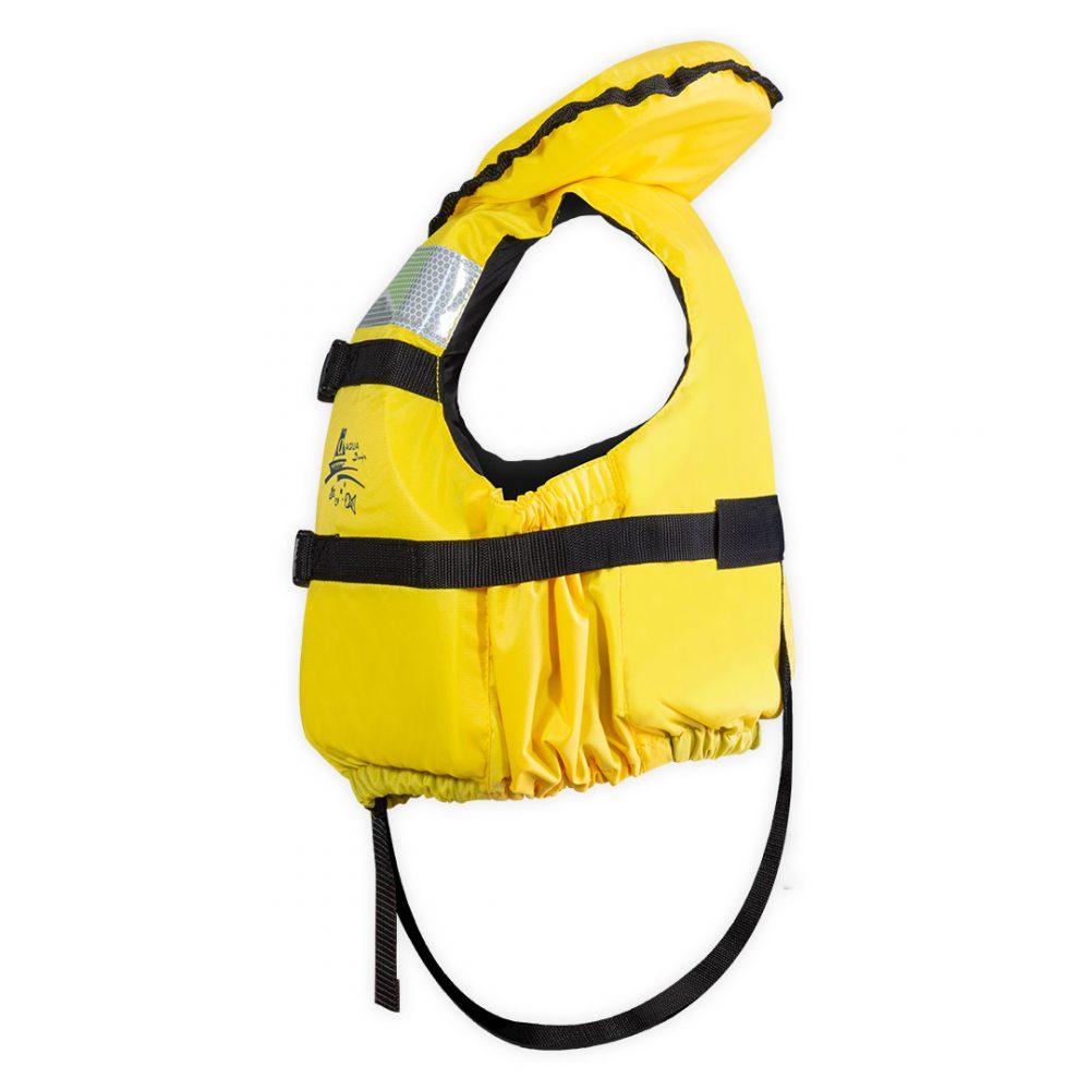 KID canoe kayak vest for children side