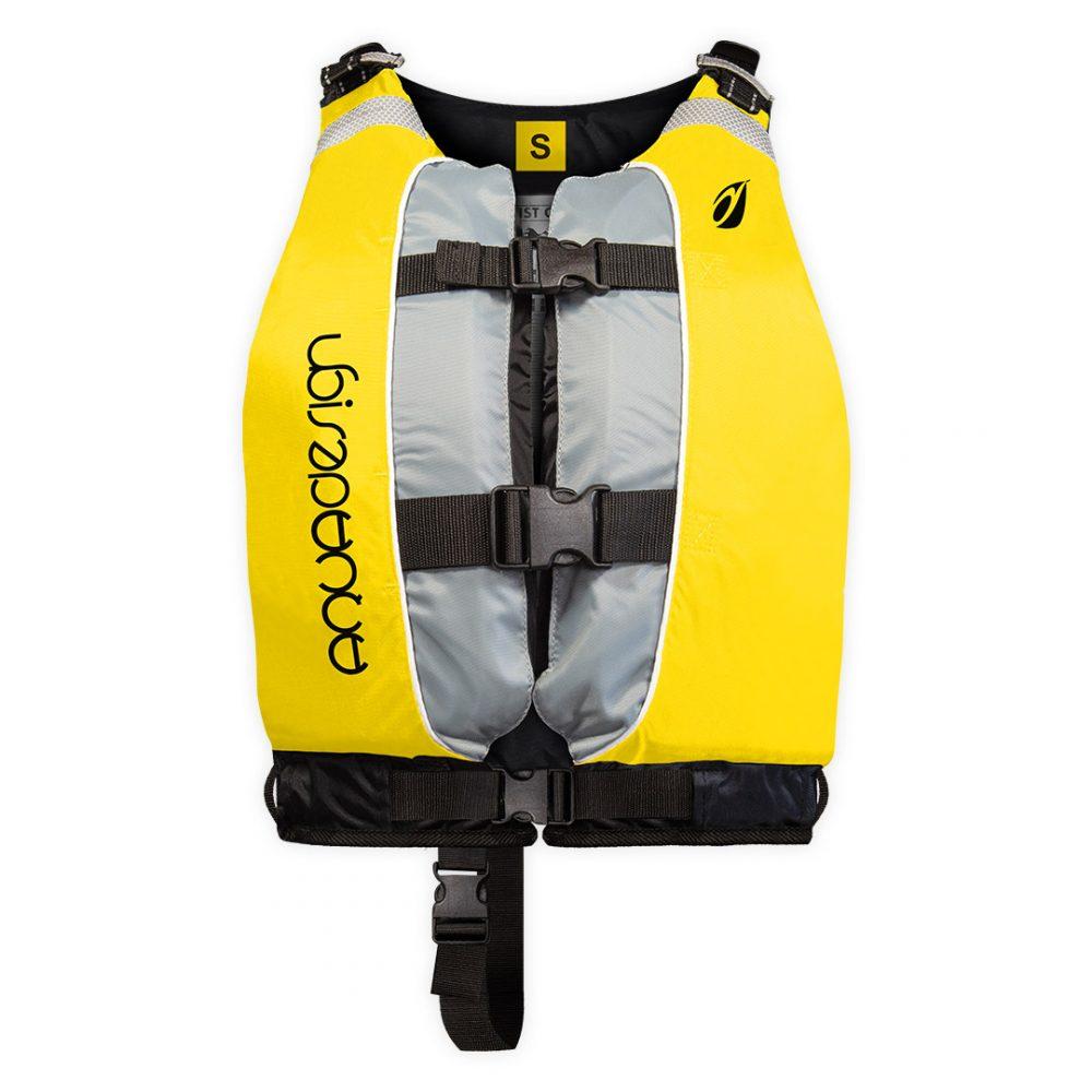 Gilet canoë kayak twist club jaune S une couleur par tailleGilet canoë kayak twist club jaune S une couleur par taille