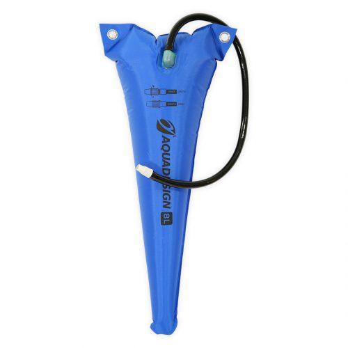 Réserve de flottabilité kayak 8L bleu Aquadesign