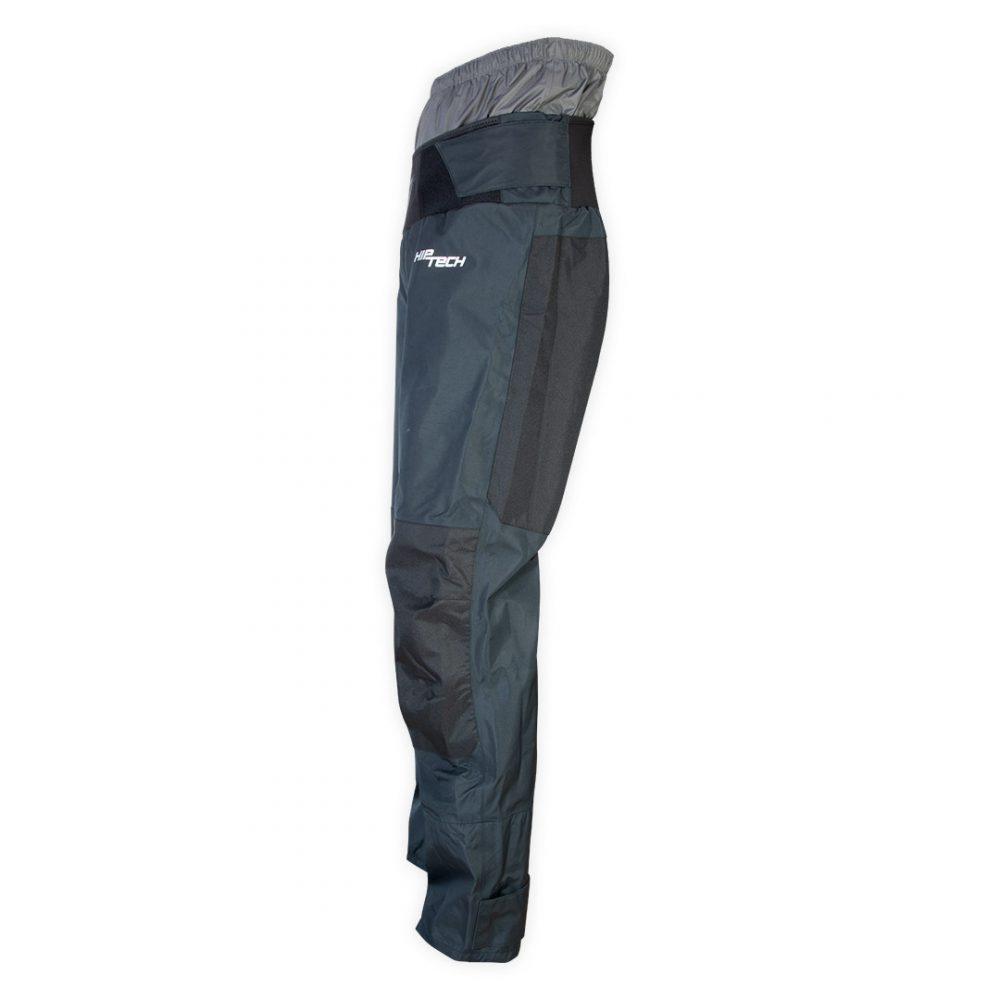 Pantalon étanche Aquadesign Hiptech gris vue de côté