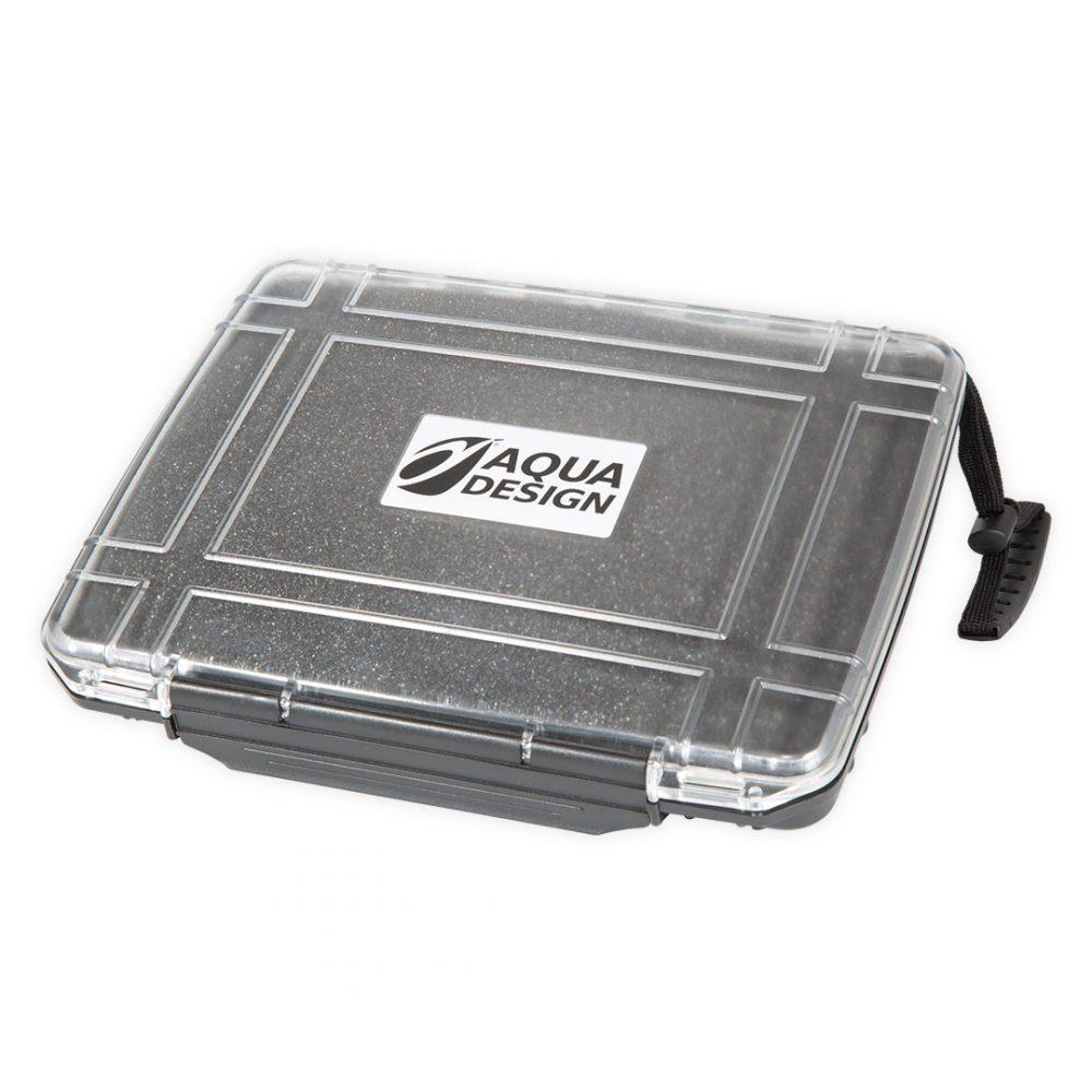 """Boite étanche tablette PADD INN Aquadesign pour ipad ou tablette 9,7"""" vue de dessus"""