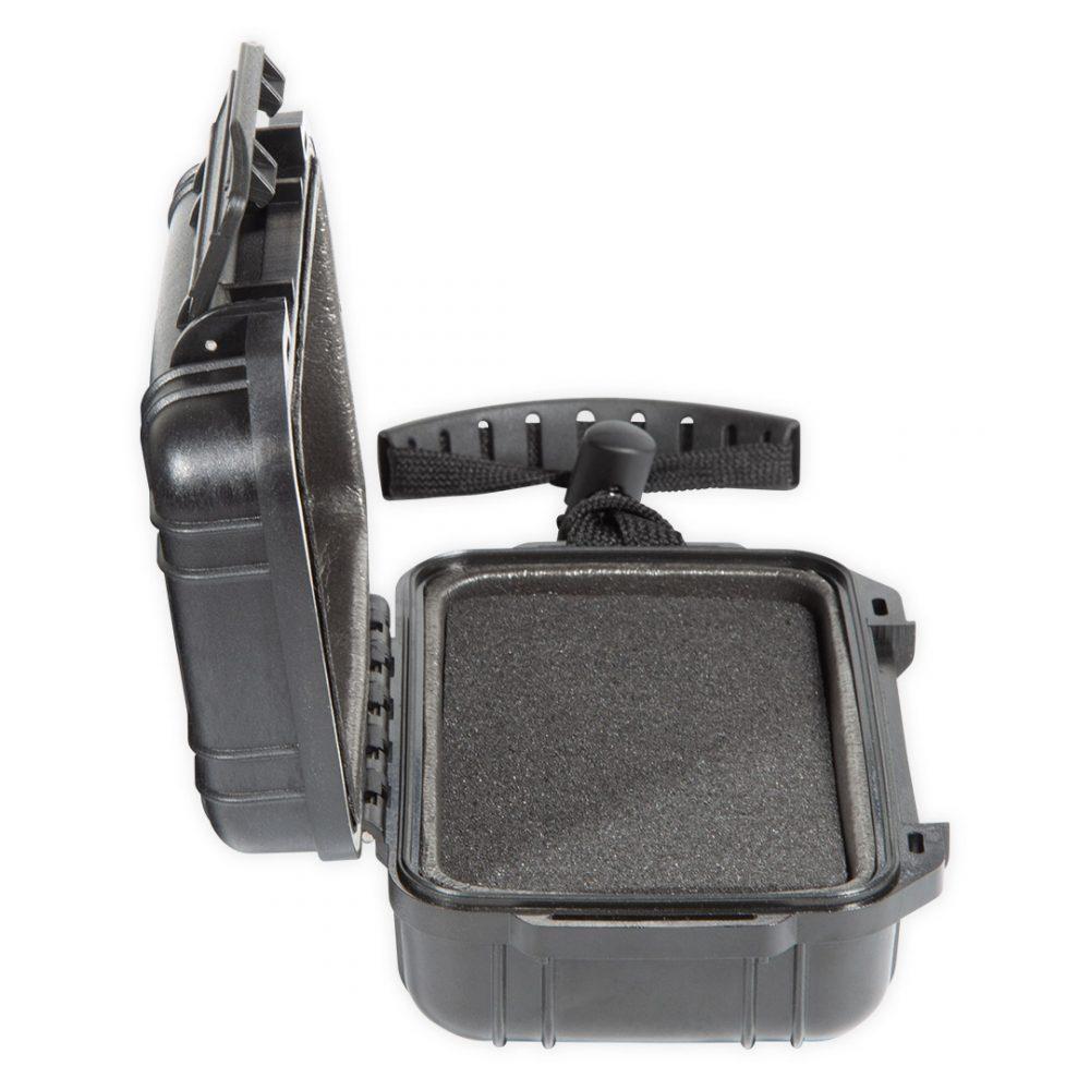 Boite étanche petits accessoires KEEP INN Aquadesign vue de côté
