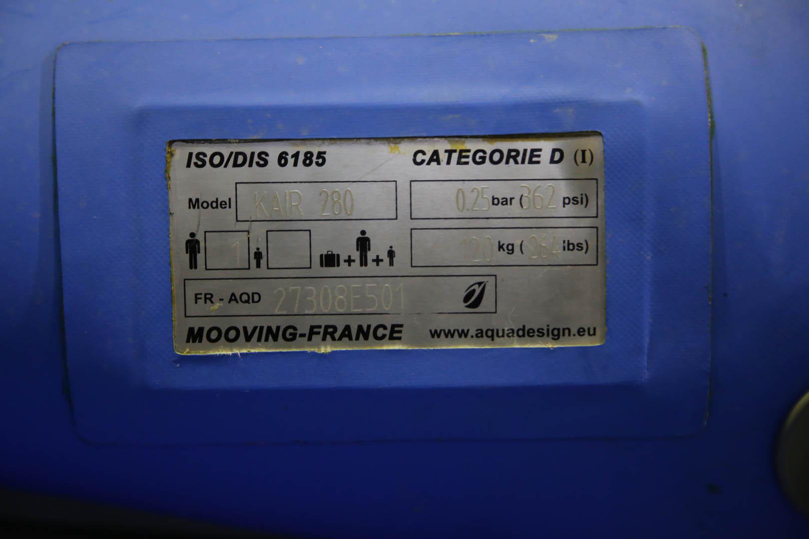 K-AIR 280 bleu 273 08 E5 01 A