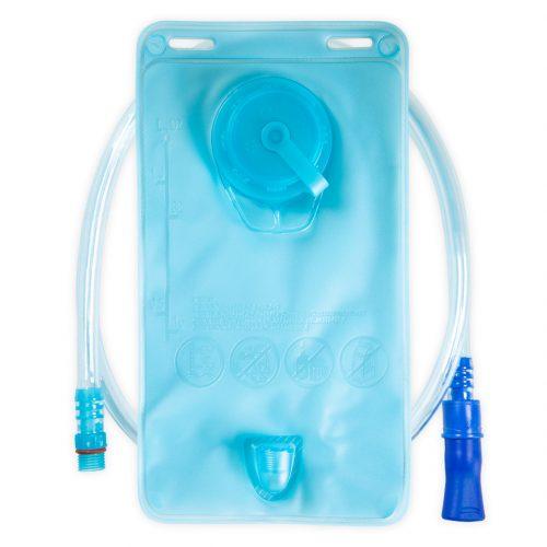 Poche à eau de 1L pour gilet Océan ou sac à dos.