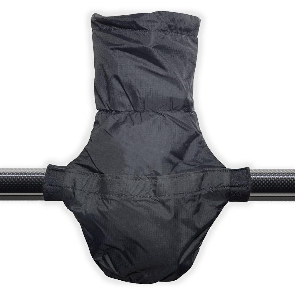 Manchon Kayak technique Bounter avec intérieur Fleece vue de dos