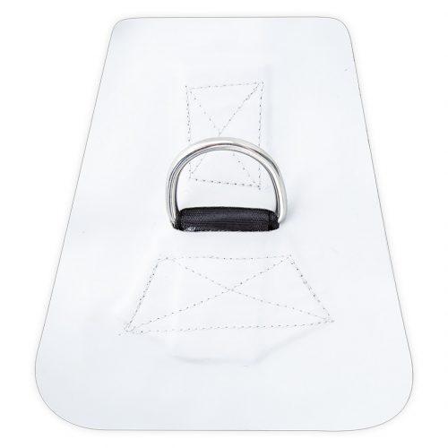 Anneau D triangulaire PVC pour rafting