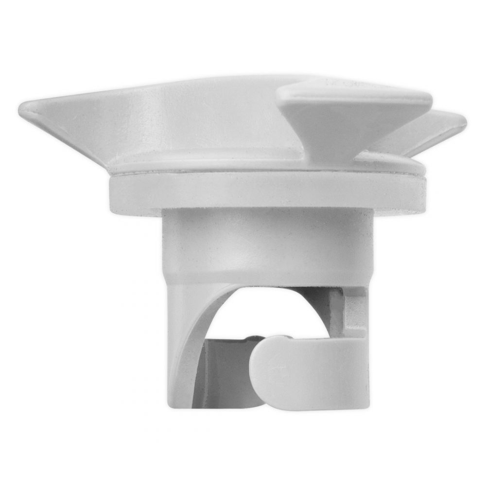 Bouchon de valve Halkey Roberts type E vue de côté pour pneumatiques : Stand up Paddle Board, Canoë, Kayak, Annexes, Semi rigides