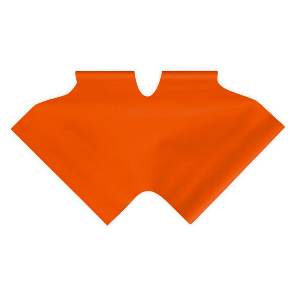 Culotte de baudrier Canyoning PVC Aquadesign Orange